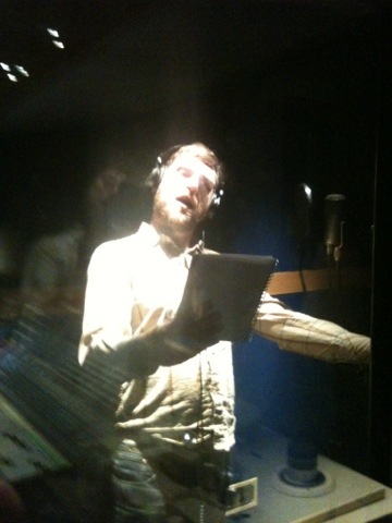 Stuart Hunter - Anacondas Vocal Recording Brighton Electric - Sub Contra Blues