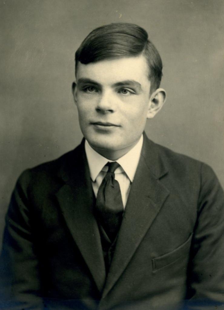 Alan Turing Suicide