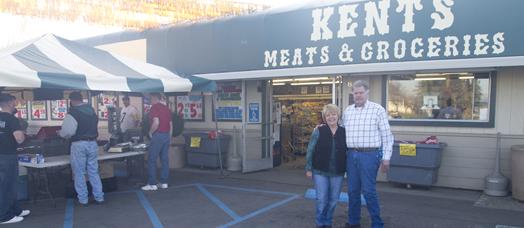 Kent's Meat & Groceries