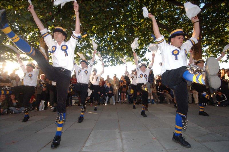 Morris Dancing Hammersmith