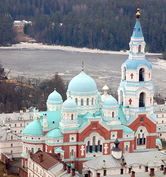 Valaam - St. Petersburg Monastery - Today