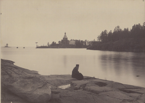 Valaam - St. Petersburg Monastery - Island View